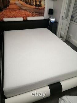 11 Extra Thick King Size Firm Memory Foam Pocket Sprung Mattress Orthopaedic