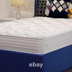 3000 Memory Foam Pocket Sprung Mattress, 3ft 4ft 4ft6 Double 5ft King Size
