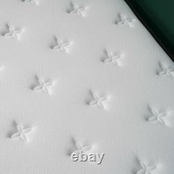 3000 Pocket Sprung Mattress Memory Foam Orthopaedic Matress 3FT 4FT 4FT6 5FT UK