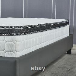3000 Pocket Sprung Memory Foam Mattress 3ft Single 4ft 4ft6 Double 5ft King Size