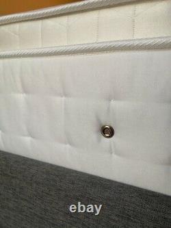 3500 pocket spring, Nasa memory foam & aloe vera gel King size mattress