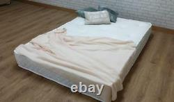 3ftsingle 4ft6 Double 5ft King Pocket Memory Foam Mattress 10 For Divan Beds