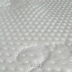 4400 Orthopaedic Hybrid Memory Foam Pocket Sprung Mattress Single Double king