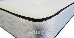 6ft Super King Size Memory Foam Pocket Sprung The Cheapest Mattress Cashmere