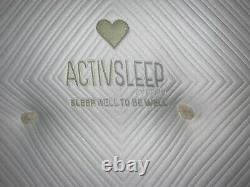6ft Super King Size Sealy ActivSleep Pocket Memory 1000 Mattress RRP £679