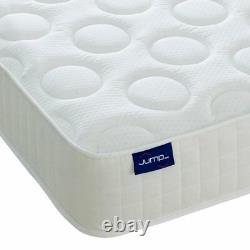 9 1000 Pocket Sprung Memory Foam Mattress Single Double Kingsize Rollup Matress