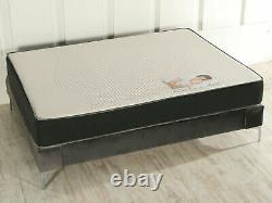 Allure Premium Memory Foam Pocket Sprung Mattress Big Sale Esupasaver Made in UK