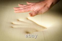 Bailey Unicorn Barcelona Pocket Sprung With Memory Foam Caravan Mattress