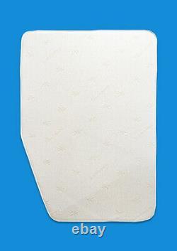 Bailey Unicorn Valencia Pocket Sprung & Memory Foam Nearside Caravan Mattress