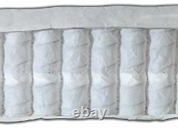 Bessacarr E710 Pocket Sprung & Memory Foam Motorhome Offside Mattress