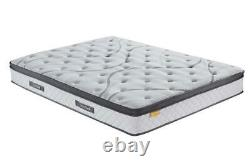 Birlea SleepSoul Heaven Pocket Sprung Mattress with Cool Gel Top 4ft6 & 5ft