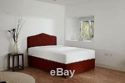 Brand New Memory Foam Pocket Sprung Mattress 9 Deep Next Day Delivery All Sizes
