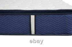 Comfynite Memory Foam Mattress Double 4ft 6 Pocket Sprung Quilted 30cm Deep
