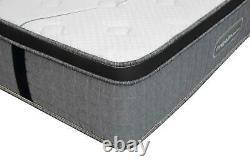 Comfynite Venus Memory Foam Mattress Double 4ft6 Pocket Sprung Quilted 31cm Deep