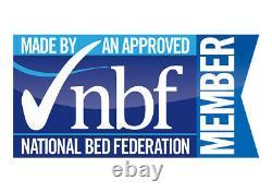 Cyberbeds Bonny 5Ft King Adjustable Electric Bed Pocket Sprung Latex Mattress