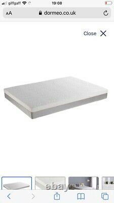 Dormeo Options Hybrid Mattress Memory Foam Pocket Springs Medium Firm 4 Sizes UK