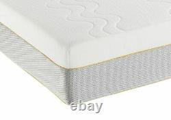 Dormeo Options Hybrid Mattress Memory Foam & Pocket Sprung Mattress-Double 135cm