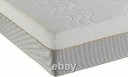 Dormeo Options Hybrid, Memory Foam and Pocket Sprung Mattress King Size