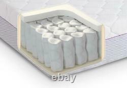 Dormeo Select Hybrid Pocket Spring Memory Foam Mattress, King 5FT Medium/Firm