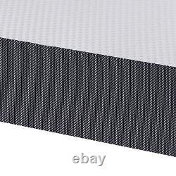 Gelflex Mattress Pocket Spring & Memory Foam Hybrid Mattress 2000 pocket count