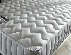 Happy Beds Imperial 3500 Pocket Sprung Memory and Reflex Foam Medium Mattress