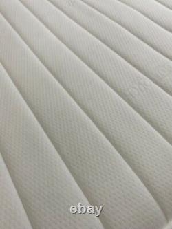 John Lewis Essentials Pocket Memory 1000 Medium Tension Double mattress