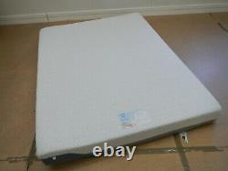 King size pocket sprung memory foam mattress