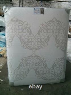 Luxury 5ft Kingsize Intelligence Pocket Springs Memory Foam Mattress Only