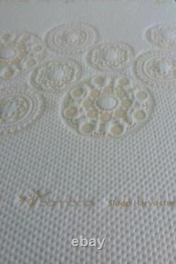 Luxury Memory Foam Pocket Spring Mattress, Medium, Single Double King Mattress