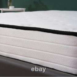 Luxury Orthopaedic Pocket 4000 Sprung Mattress 3ft 4ft 4ft6 5ft King Size
