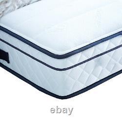 Memory Foam Pocket Mattress High Quality Medium Soft