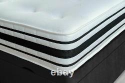 Memory Pocket Sprung Mattress AirFlow Breathable Mattress Delivered Flat