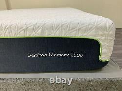Mlily Bamboo Memory 1500 Pocket Mattress Double Medium Soft-touch RRP £989