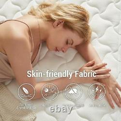 Moden Pocket Sprung Foam Mattress Single Double King Size Bed Matress 21 23 cm