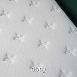 NEW Memory Foam 4000 Pocket Sprung Mattress Orthopaedic Single Double King Size