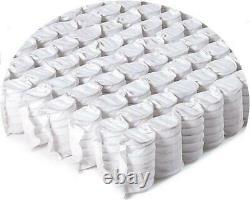Natural Touch Pocket Sprung Memory Foam Mattress 3ft 4ft6 5ft King Size