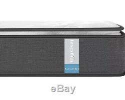 New Inofia Airy 5ft King Size Memory Foam & Pocket Sprung Mattress 24cm