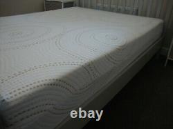 New Pocket Sprung 25CM 3000 Memory Foam Mattress 4FT 6 Double Bed Size