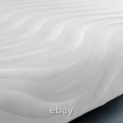 Ocean Gel Pocket 2000 Memory and Reflex Foam SprungOrthopaedic LayGel Mattress