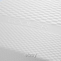 Pocket Memory Foam 4000 Rolled Mattress with Removable Cover