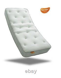 Pocket Memory Foam Mattress hypo allergenic All Sizes standard sizes Sareer
