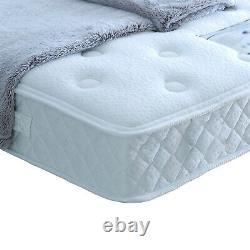 Pocket Spring Excellence Firm I Memory Foam Mattress I All Sizes Luxury