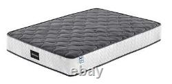 Pocket Spring Mattress Soft Fabric with Cooling Gel Memory Foam Orthopeadic