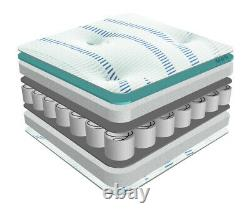 Pocket Sprung Mattresses cooling gel memory Superior Comfort Plus Free Delivery