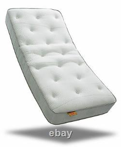 Pocket Sprung and Memory Foam Mattress Hypo Allergenic Fillings All Sizes