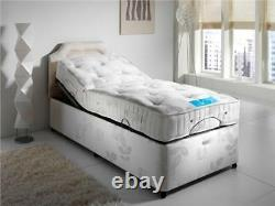 PostureMatic 3ft6 Single Adjustable Electric Bed Free Instal+5yr Warranty