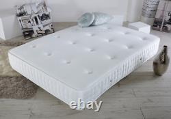 Sandringham 2000 Memory Foam Pocket Mattress 3ft 4ft 4ft6 5ft 6ft Free Delivery