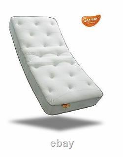 Sareer 1000 Pocket Sprung Memory Foam Mattress Various Sizes and FREE PILLOWS