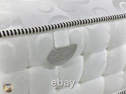 Sareer Pocket Sprung 3000 Mattress Gel Latex Memory Foam Double King Super King