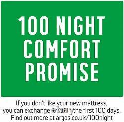 Silentnight 1400 Pocket Memory Double Mattress